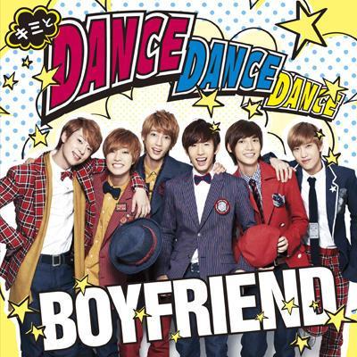 BOYFRIEND 2nd single released「キミとDance Dance Dance / MY LADY ~冬の恋人~」