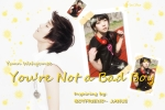 [Ficlet] You're Not a Bad Boy, Hyunseong ver.