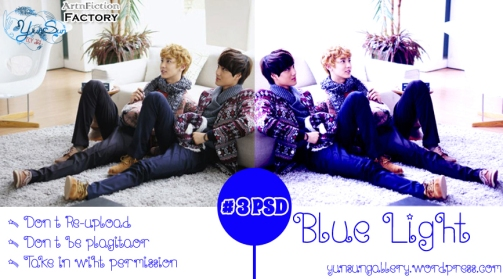 Blue Light PSD