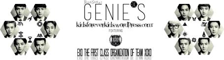 Genie's header