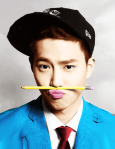 suho color xoxo