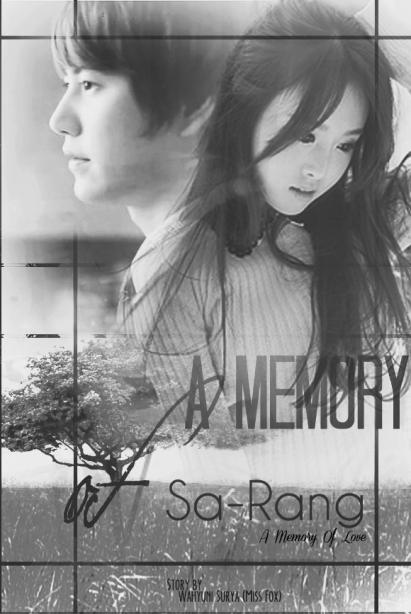 A Memory Of Sa-Rang