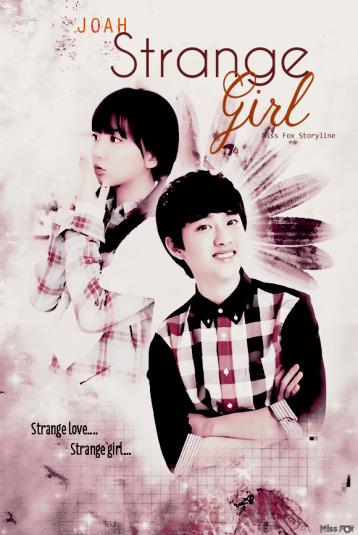 Strange Girl copy